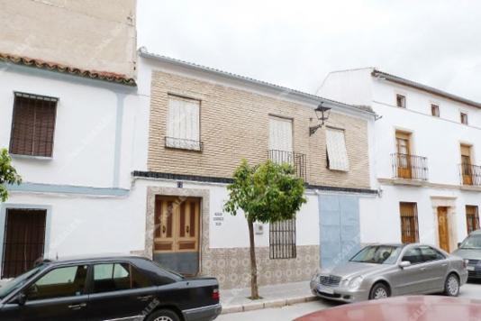 REBAJADA. Casa en venta en Castro del Río, excelente situación.